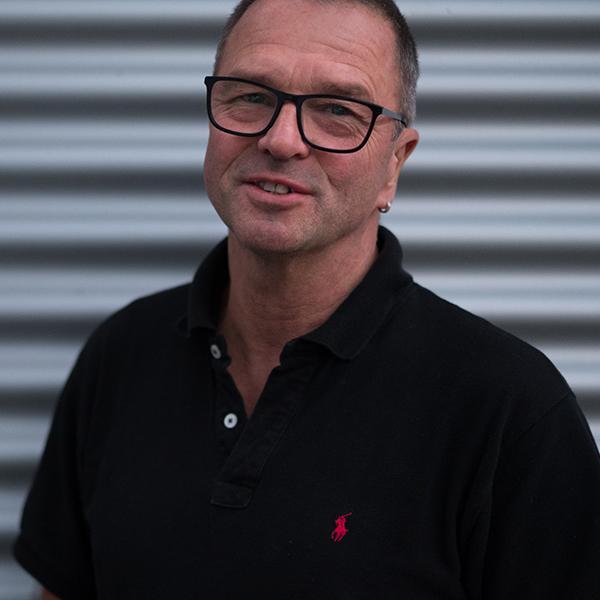 Portrait von Martin Stoll