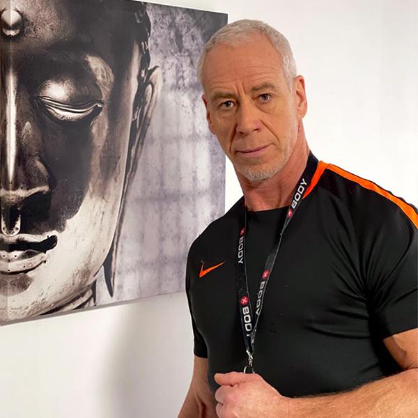 Portrait von Peter Lange